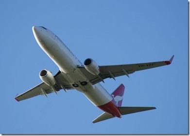 泰国航空公司飞机
